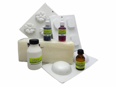Kit Inicial Para Jabones Con Aceite (humectante)
