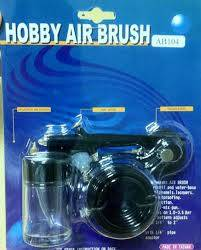 Aerografo Simple Accion Pulverizador