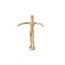 MuÑeco Articulado Masculino 12