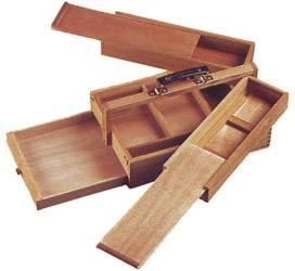 Caja Multifuncion Madera 36,3 X 23,7 X 15,4 Cm