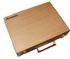 Caja Para Pintor Chica 23 X 16,5 X 6,5 Cm