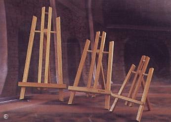 Atril Mesa 24 X 28 X 47 Cm - Para Canvas Hasta 40 Cm