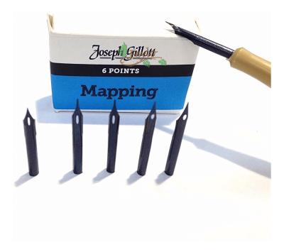 Set Plumas Mapping X 6