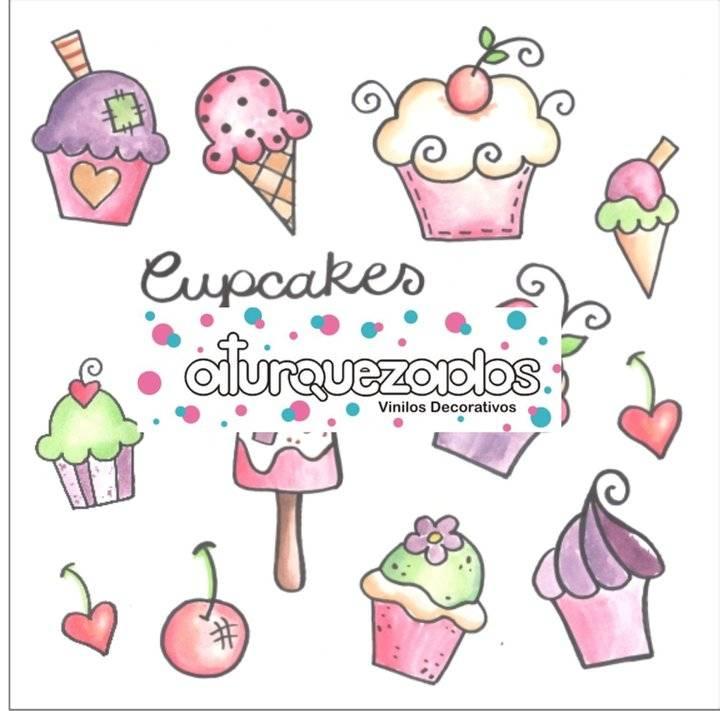 Vinilico Cupcakes