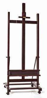 Caballete Vertical A Cremallera Lustrado Cod.1201