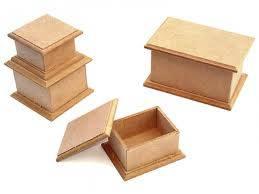 Caja Souveniers Tapa Moldura