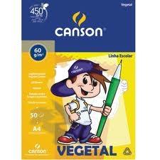 Repuesto Calcar Canson Nº3 50/55 Grs