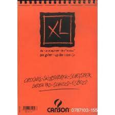 Bloc Xl Espiralado A5 15x21 90 G X 60h