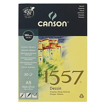Block 1557 Dibujo A4 21x29,7 180 G X30h
