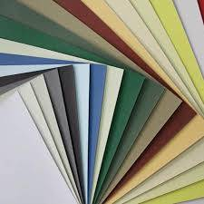 Passe Partout Color (2mm) 35 X 50