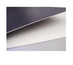 Montado Arquitectura Blanco/blanco 35 X 50