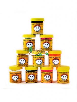 Colorante Mama Dora Amarillo Pastel X 10 Grs
