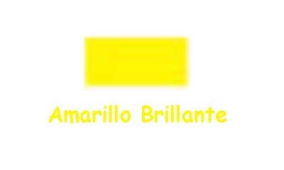 Polvo Para Petalos Fleibor X 5 Gs - Amarillo Brillante