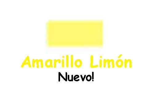 Polvo Para Petalos Fleibor X 5 Gs - Amarillo Limón