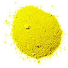 Polvo Fulgorado X 3 Grs  - Amarillo