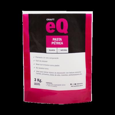 Pasta Piedra Natural X 3 Kg