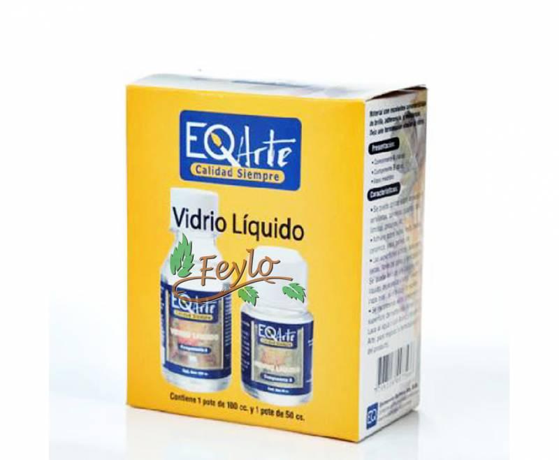 Vidrio Liquido Eq X 150cc ( 2 Componentes)