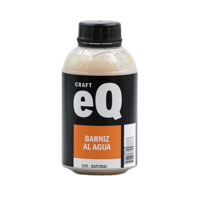 Barniz Al Agua Eq   X 375cc