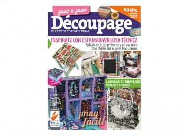 Revista Decoupague Evia