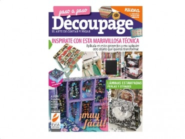 Revista Decoupague Evia