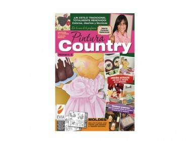 Revista Pintura Country