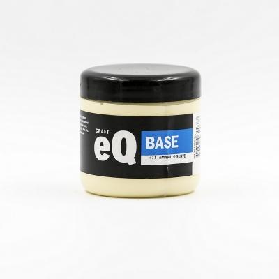Base Acrilica Eq  X 200 Cc Amarillo Suave