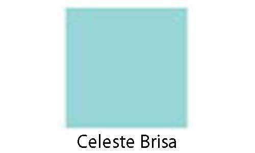 Base Acrilica Eq  X 200 Cc Celeste Brisa