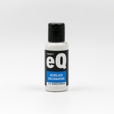 Acrilicos Decorativos Eq X 50 Cc G1 Blanco Antiguo
