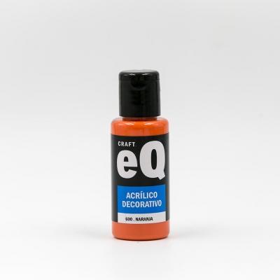 Acrilicos Decorativos Eq X 50 Cc G1 Naranja