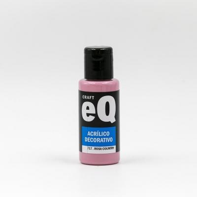 Acrilicos Decorativos Eq X 50 Cc G1 Rosa Country