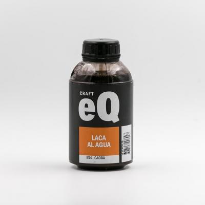 Laca Al Agua Eq  X 375cc  Caoba