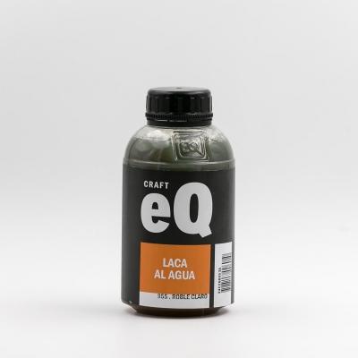 Laca Al Agua Eq  X 375cc  Roble Claro