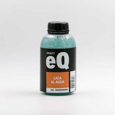 Laca Al Agua Eq  X 375cc  Transparente