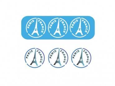 Stencil Eq Mini 301- Paris