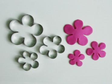 Cortante Eq Flor X 3 (4/6/8 Cm)