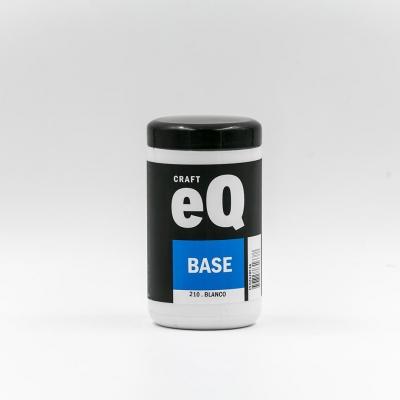 Base Acrilica Eq  X 400 Cc Blanco