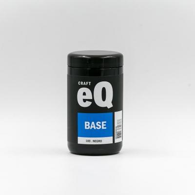 Base Acrilica Eq  X 400 Cc Negro