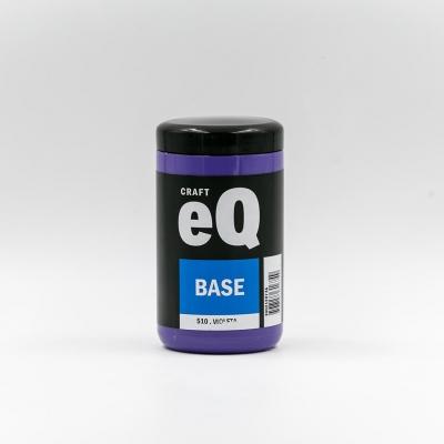 Base Acrilica Eq  X 400 Cc Violeta