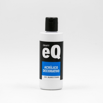 Acrilicos Decorativos Eq X 150 Cc  Blanco