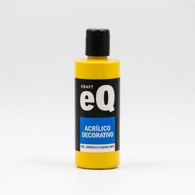 Acrilicos Decorativos Eq X 150 Cc Amarillo Cadmio
