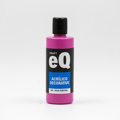 Acrilicos Decorativos Eq X 150 Cc Rosa Purpura