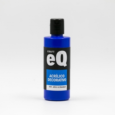 Acrilicos Decorativos Eq X 150 Cc Azul Ultramar