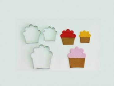 Cortante Eq Cupcake Mini X 3