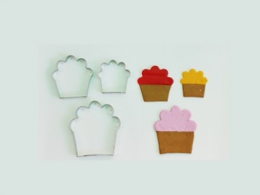 Cortante Eq Cupcake Mini X 3