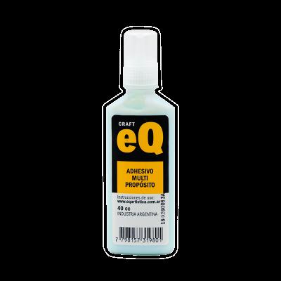 Adhesivo Multiproposito Eq  X 40cc