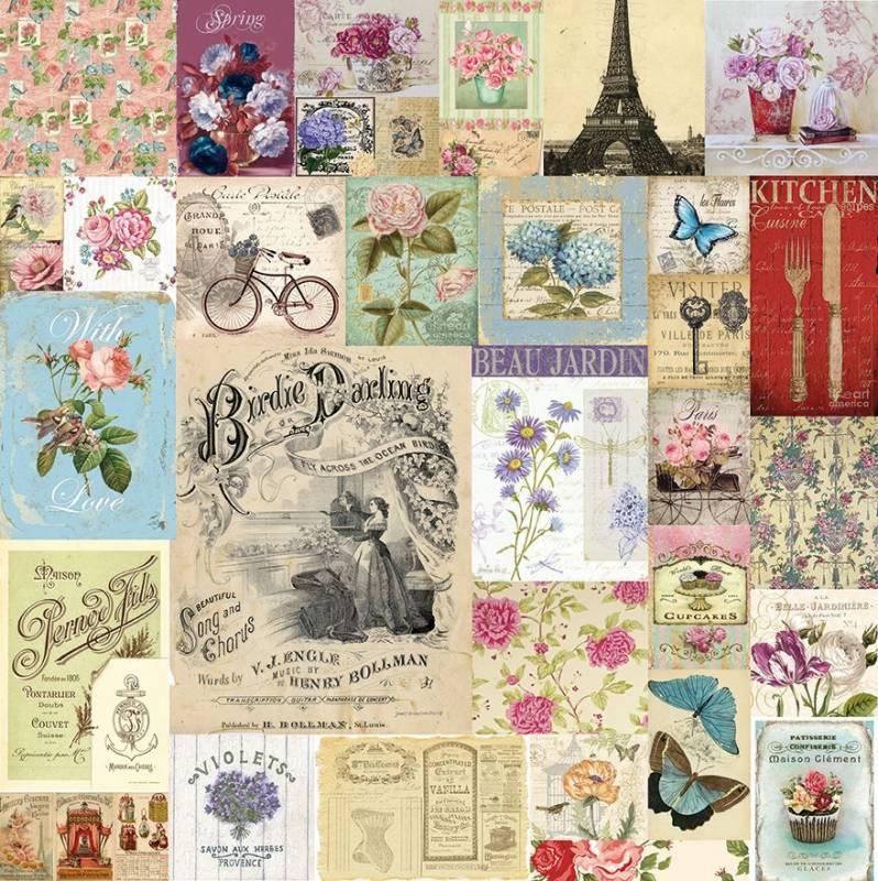 Laminas Eq Arte Vintage 04-409