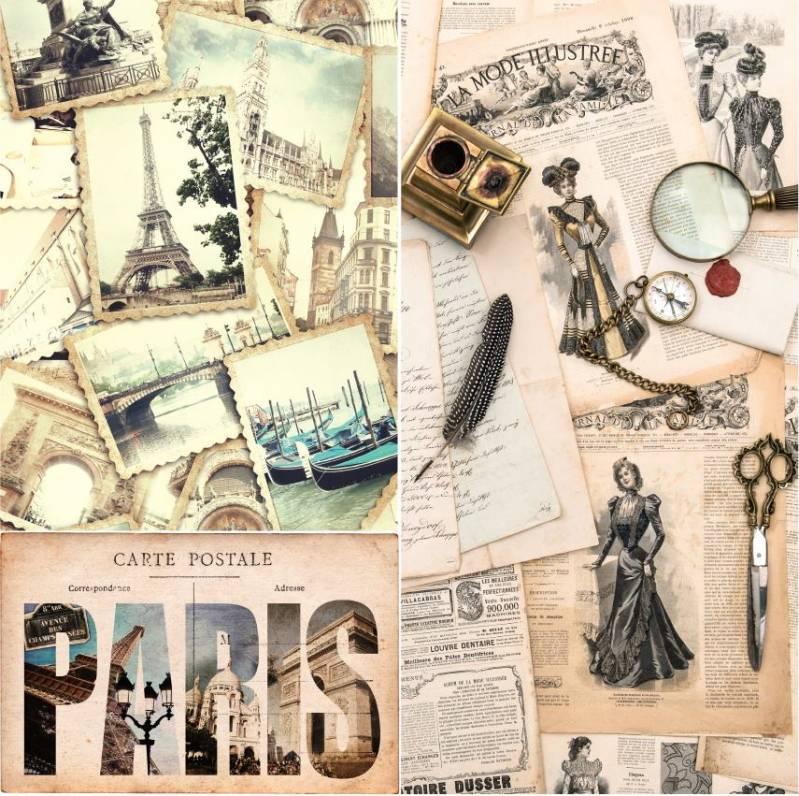 Laminas Eq Arte Vintage 04-413
