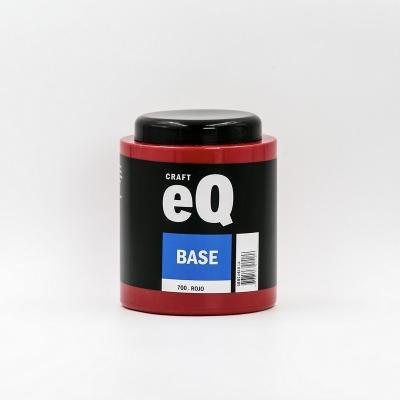 Base Acrilica Eq Arte X 900 Cc Rojo