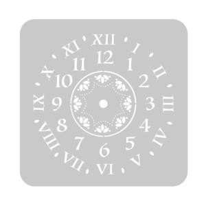 Stencil Eq 30x30cm-1007