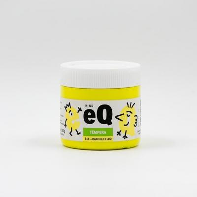Tempera Eq X 200 Amarillo Fluo